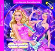 Ok�adka - Barbie. Ksi�niczka i piosenkarka. Ksi��ka i audiobook