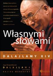 Ok�adka - W�asnymi s�owami. Wprowadzenie do nauczania Dalajlamy XIV