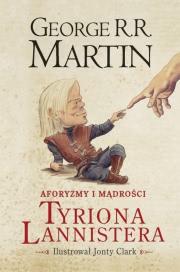 Ok�adka - Aforyzmy i m�dro�ci Tyriona Lannistera