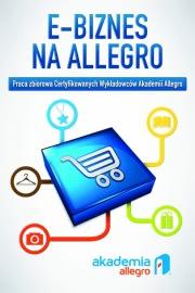 Ok�adka - E-biznes na Allegro