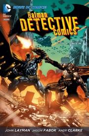 Ok�adka - Batman Detective Comics, Gniew, tom 4