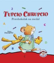 Ok�adka - Tupcio Chrupcio Przedszkolak na medal