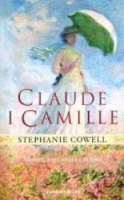 Ok�adka - Claude i Camille
