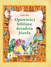 Okładka - Opowieści biblijne dziadzia Józefa