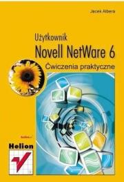 Okładka - Novell NetWare 6. Ćwiczenia praktyczne