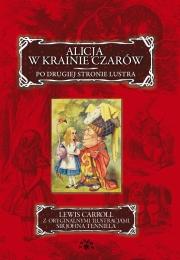 Okładka - Alicja w Krainie Czarów. Po drugiej stronie lustra