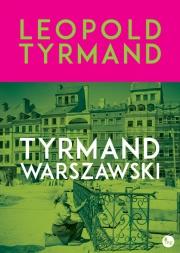 Okładka - Tyrmand warszawski