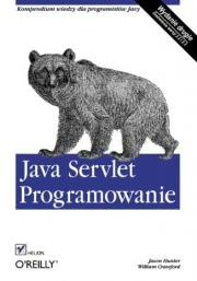 Ok�adka - Java Servlet. Programowanie. Wydanie II