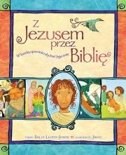 Okładka - Z Jezusem przez Biblię