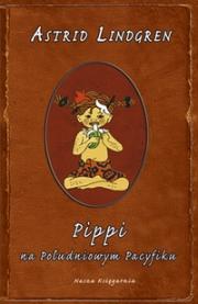 Okładka - Pippi na Południowym Pacyfiku