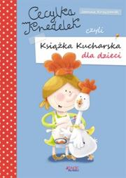 Okładka - Cecylka Knedelek czyli książka kucharska dla dzieci