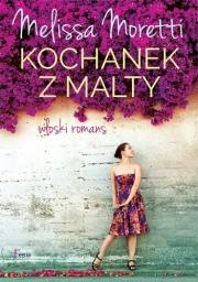 Ok�adka - Kochanek z Malty. W�oski romans