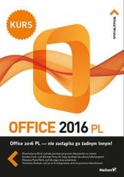 Ok�adka - Office 2016 PL. Kurs