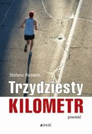 Okładka - Trzydziesty kilometr