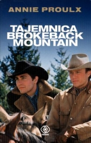 Okładka - Tajemnica Brokeback Mountain
