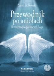 Ok�adka - Przewodnik po anio�ach. 40 medytacji o pos�a�cach Boga