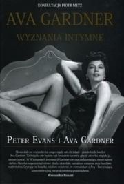 Ok�adka - Ava Gardner. Wyznania intymne