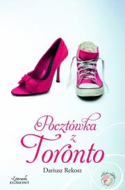 Ok�adka - Poczt�wka z Toronto