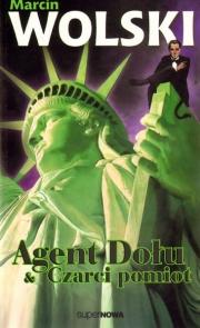Ok�adka - Agent Do�u. Czarci pomiot