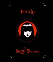 Ok�adka - Emily. Tajna Ksi�ga Dziw�w