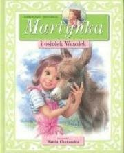 Ok�adka - Martynka i osio�ek weso�ek