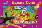 Ok�adka - Kogutek Ziutek na Mazurach