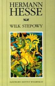 Ok�adka - Wilk stepowy