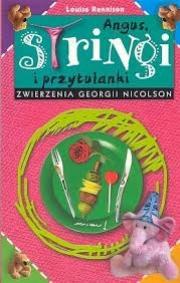 Ok�adka - Angus, stringi i przytulanki - zwierzenia Georgii  Nicolson