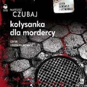 Okładka - Rudolf Heinz - Kołysanka dla mordercy. Audiobook