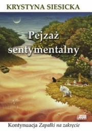 Okładka - Pejzaż sentymentalny