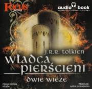 Ok�adka - W�adca Pier�cieni. Dwie wie�e. Audiobook