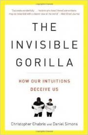Ok�adka - The Invisible Gorilla