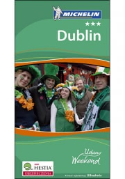Ok�adka - Dublin. Udany Weekend Michelin. Wydanie 2