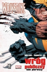 Ok�adka - Wolverine. Wr�g publiczny 1