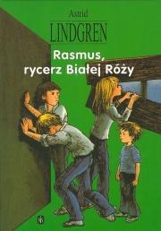Ok�adka - Rasmus, rycerz Bia�ej R�y