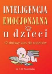 Ok�adka - Inteligencja emocjonalna u dzieci
