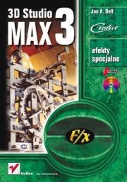 Ok�adka - 3D Studio MAX 3 f/x