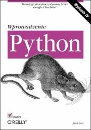 Ok�adka - Python. Wprowadzenie. Wydanie IV