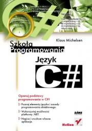 Ok�adka - J�zyk C#. Szko�a programowania