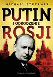 Ok�adka - Putin i odrodzenie Rosji