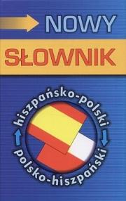 Ok�adka - Nowy s�ownik hiszpa�sko-polski, polsko-hiszpa�ski