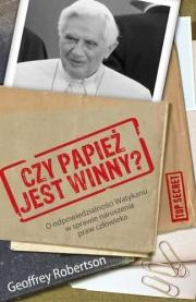 Ok�adka - Czy papie� jest winny?