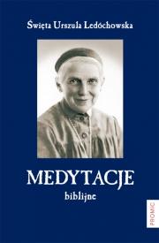 Ok�adka - Medytacje biblijne
