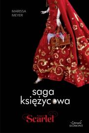 Ok�adka - Scarlet. Saga Ksi�ycowa