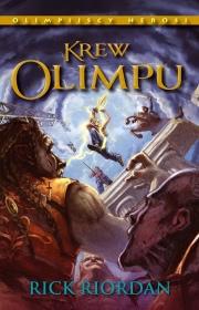 Ok�adka - Olimpijscy herosi. Tom 5. Krew Olimpu