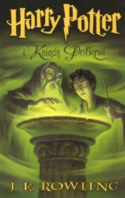 Ok�adka - Harry Potter i Ksi��� P�krwi