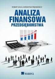 Ok�adka - Analiza finansowa przedsi�biorstwa