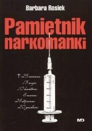 Ok�adka - Pami�tnik narkomanki