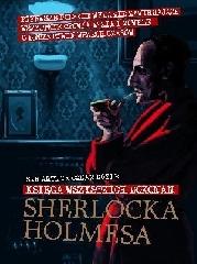Okładka - Księga wszystkich dokonań Sherlocka Holmesa