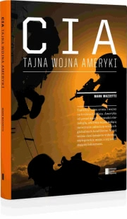 Ok�adka - CIA. Tajna wojna Ameryki